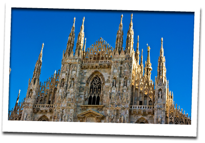 Car Hire Milan